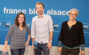 France Bleu Alsace Matin désormais sur France 3 Alsace
