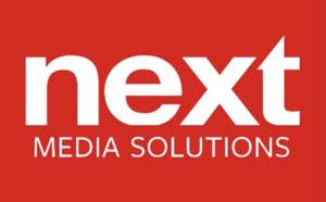 La régie Next Média Solutions veut rester réactive