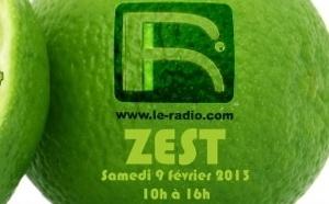 Faites un Zest pour la radio !