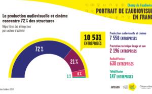 La CPNEF et l'AFDAS recensent 10 500 entreprises de l'audiovisuel