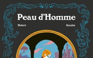 """""""Peau d'homme"""", 3 prix, dont le Grand Prix RTL de la BD"""