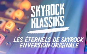 DAB+ métropolitain : Skyrock Klassiks sélectionnée