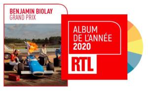 RTL dévoile le prix de l'Album RTL de l'année