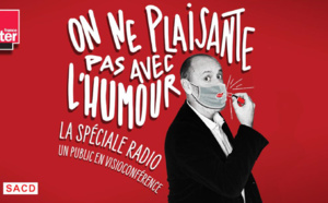 "France Inter : ""On ne plaisante pas avec l'humour"" en téléspectacle"