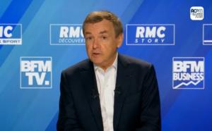 NextRadioTV : Alain Weill doute du futur succès du DAB+