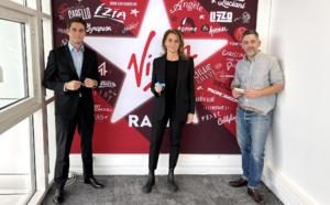 Virgin Radio a reçu le porte-parole du Gouvernement