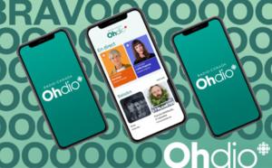 Premier anniversaire pour Radio-Canada OHdio