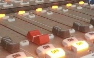 Le site de Delta FM en rade