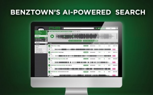 Une recherche intelligente de sons chez Benztown