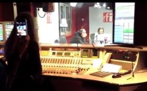 RFI : la nuit dernière à 1h30