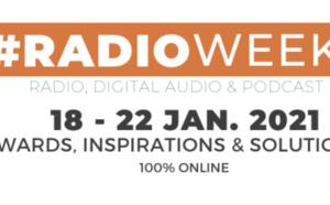 #RadioWeek : votez pour les professionnels de radio