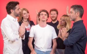 Tous les animateurs de Virgin Radio fêtent Noël