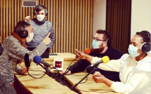 Le chantier ou l'insertion professionnelle par la radio