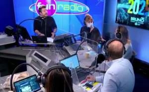 Miss France invitée de la matinale de Fun Radio