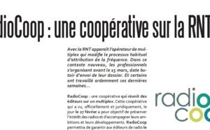 LLP 34 - RadioCoop : une coopérative sur la RNT