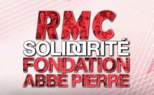 RMC s'engage avec la Fondation Abbé Pierre