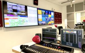 Sanef 107.7 : nouvelles installations avec les outils de SAVE Diffusion et SOUND4