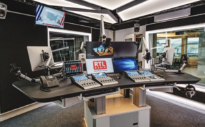 Ouverture du RTL Audio Center à Berlin