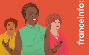 """""""Héroïnes"""" : le nouveau podcast original de franceinfo"""