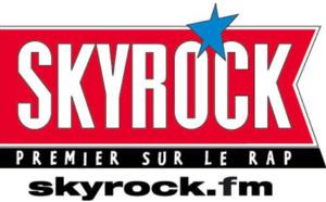 Skyrock : première radio musicale d'Île-de-France