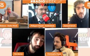 #RadioWeek : à la rencontre des producteurs audio