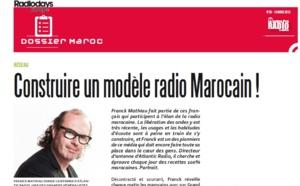 LLP 35 - Construire un modèle radio Marocain !