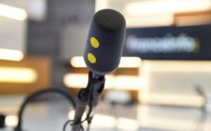 franceinfo : 2e radio la plus écoutée en Ile-de-France