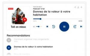 Edisound : une solution de distribution de podcasts natifs