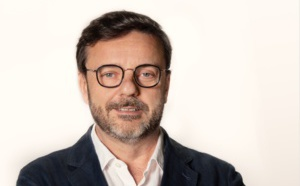 Ex-président de Ouï FM, Emmanuel Rials a pris la direction générale de Radio J en juin dernier. © Joséphine de Rohan-Chabot.