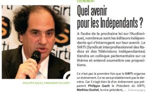 LLP 36 - Quel avenir  pour les Indépendants ?
