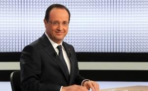 Hollande reçoit les patrons