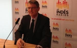 Vincent Peillon au micro des Indés Radios