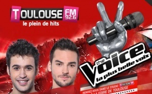 The Voice sur Toulouse FM