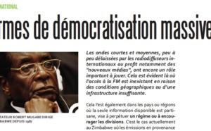 LLP 36 - Armes de démocratisation massive