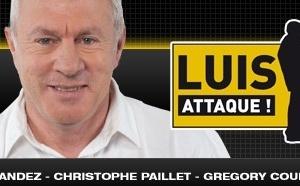 Luis Attaque en direct de Lille
