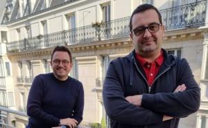 Dominique Bourron et Cyrille Tarenne veulent redorer la façade de Fun Radio de l'intérieur.