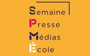 Partenariat avec la Semaine de la presse et des médias