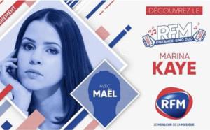 """RFM : un nouvel """"RFM Distance-sing duo"""" avec Marina Kaye"""