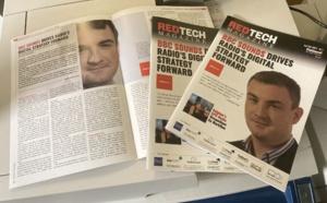 Voici le premier numéro du magazine RedTech Tribe