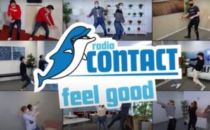 """Radio Contact, """"ça Feel Good !"""""""