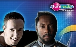 Fun Radio décroche Will I Am