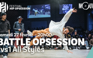 Mouv' diffuse en direct vidéo le Battle Opsession
