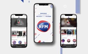 RFM lance sa nouvelle application mobile