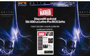 126 000 Radio : les résultats janvier-mars 2013
