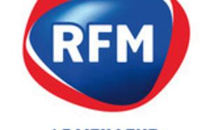 RFM :  2 231 000 auditeurs