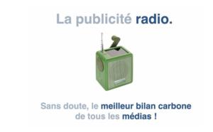 La radio, le média le plus écologique ?