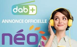 Néo Radio diffusée en DAB+