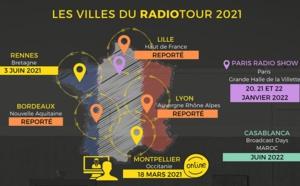 Un #RadioTour en distanciel à Montpellier