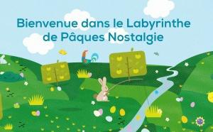 Nostalgie ouvre les portes de son Labyrinthe de Pâques