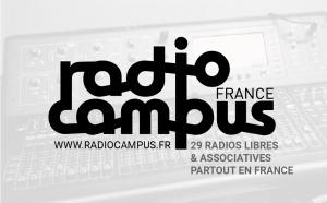 Antenne commune pour les radios du réseau Campus France